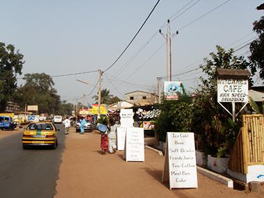27.GAMBIA Bakau