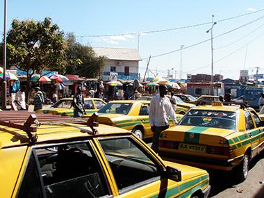 4.GAMBIA Banjul