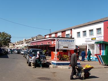 7.GAMBIA Banjul