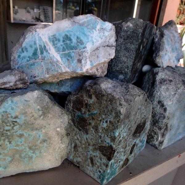 ラリマール Larimarの原石