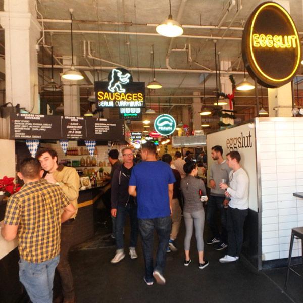市民の台所、グランド・セントラル・マーケット Grand Central  Market