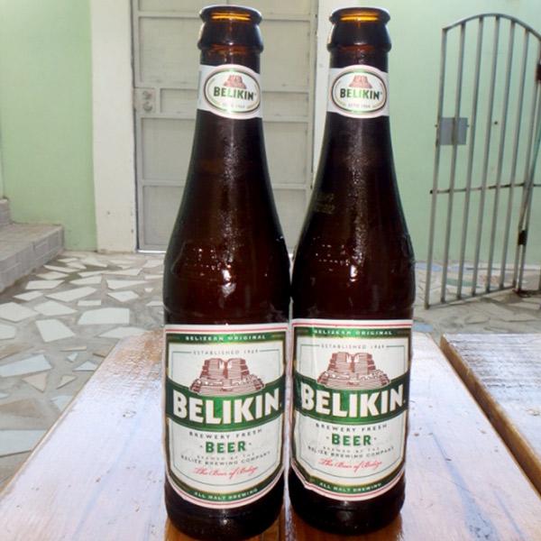 ベリーズのビール、ベリキン Belikin